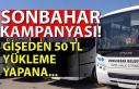 Zonguldak Belediyesi Özel Halk Otobüslerinden sonbahar...