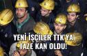 Yeni işçiler TTK'ya taze kan oldu!