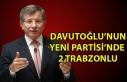 Davutoğlu'nun kurduğu partide zonguldak'tan...