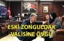 ESKİ ZONGULDAK VALİSİNE CHP'Lİ VEKİLDEN...