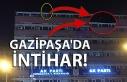 Gazipaşa'da intihar! Ekipler olay yerinde
