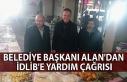 Belediye Başkanı Alan'dan İdlib'e yardım...