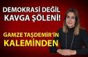 DEMOKRASİ DEĞİL KAVGA ŞÖLENİ!