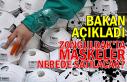 Bakan açıkladı... Zonguldak'ta maskeler nerede...