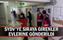 SYDV'ye sıraya girenler evlerine gönderildi