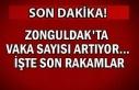 Zonguldak'ta vaka sayısı artıyor... İşte...