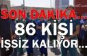 Son Dakika... 86 kişi işsiz kalıyor...