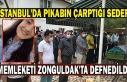 İstanbul'da pikabın çarptığı Sedef, memleketi...