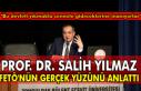Prof. Dr. Salih Yılmaz, FETÖ'nün gerçek yüzünü...