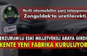 Yerli otomobilin şarj istasyonu Zonguldak'ta...