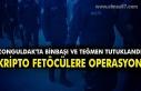 Zonguldak'ta binbaşı ve teğmen tutuklandı...