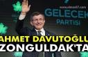 Ahmet Davutoğlu Zonguldak'ta