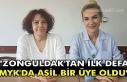 """Zonguldak'tan ilk defa MYK'da asil..."