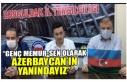 Genç Memur-Sen Olarak Azerbaycan'ın Yanındayız