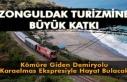 Zonguldak turizmine büyük katkı