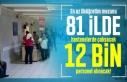 12 Bin Sağlık Personeli Alımı Yapılacak