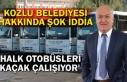 KOZLU BELEDİYESİ HAKKINDA ŞOK İDDİA 'HALK...