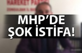 Zonguldak MHP'de şok istifa!