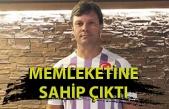 Ertuğrul Salam'dan Ereğli Belediyespor'a destek