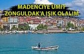 Turizmciden çağrı: ''Madenciye ümit, Zonguldak'a ışık olalım''