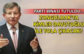 Parti binası tutuldu... Zonguldak'ta kimler Davutoğlu ile yola çıkacak?