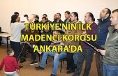 """Amacımız hem Zonguldak'ı, hem madenciyi hem de kömür kültürünü tanıtmak"""""""