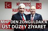 MHP'den Zonguldak'a üst düzey ziyaret