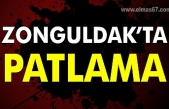 Zonguldak'ta patlama!!!