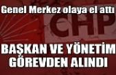 CHP'de şok gelişme… Görevden alındılar!