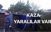 KAZA: YARALILAR VAR