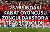 Zonguldak Kömürspor'a yeni transfer etti