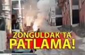 Zonguldak'ta patlama!