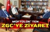 MÜFTÜLÜK'DEN ZGC ZİYARET