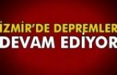 Son Dakika! İzmir'de 5 şiddetinde artçı bir deprem meydana geldi