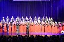 BEÜ ve Karabük Üniversitesi'nden çoksesli konser...
