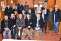 Eski başkanlardan Kantarcı'ya tam destek