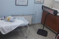 Hastalar donuyor, Sağlık Müdürlüğü seyrediyor