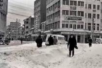 Nostaljik kar manzaraları...