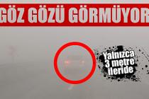 Zonguldaklılar dikkat! Trafik durma noktasına geldi