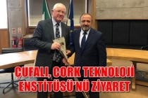 Çufalı, Cork Teknoloji Enstitüsü'nü ziyaret