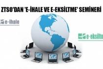 ZTSO'dan 'E-ihale ve E-eksiltme' semineri