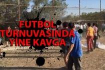 Ereğli'deki futbol turnuvasında yine kavga çıktı, turnuva ertelendi