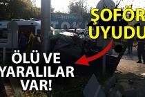 Gökçebey'de trafik kazası: 2 ölü, 4 yaralı