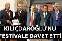 Kılıçdaroğlu'nu festivale davet etti
