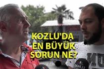 Kozlu'da en büyük sorun ne? İşte vatandaşın cevabı