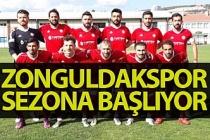 TFF 2.Lig takımı Zonguldak Kömürspor yeni sezona başlıyor