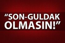 """Varol Demirköse!'den gemi söküm tesisi tepkisi """"Son-guldak olmasın!"""""""
