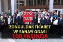 Zonguldak Ticaret ve Sanayi Odası 100 yaşında