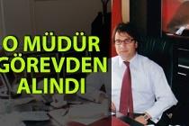 Zonguldak'ta hakkında FETÖ'den soruşturma yürütülen bir müdür görevden alındı
