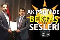 Ak Parti'de Bektaş sesleri